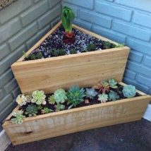 Diy Raised Planters 17 214x214 - Best DIY Raised Planters Ideas you can find