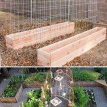 Diy Raised Planters 2 214x214 - Best DIY Raised Planters Ideas you can find