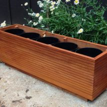 Diy Raised Planters 20 214x214 - Best DIY Raised Planters Ideas you can find