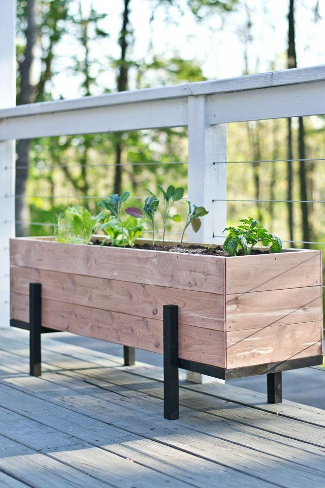 Diy Raised Planters 21 - Best DIY Raised Planters Ideas You Can Find