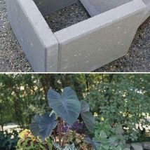 Diy Raised Planters 27 214x214 - Best DIY Raised Planters Ideas you can find