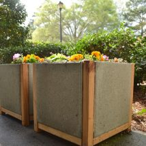 Diy Raised Planters 29 214x214 - Best DIY Raised Planters Ideas you can find