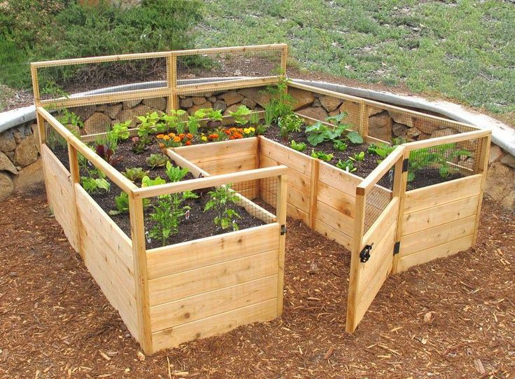 Diy Raised Planters 36 - Best DIY Raised Planters Ideas You Can Find