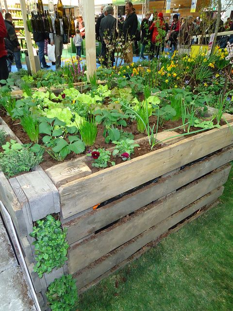 Diy Raised Planters 42 - Best DIY Raised Planters Ideas You Can Find