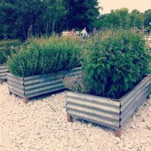 Diy Raised Planters 5 214x214 - Best DIY Raised Planters Ideas you can find