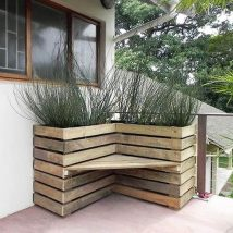 Diy Raised Planters 9 214x214 - Best DIY Raised Planters Ideas you can find