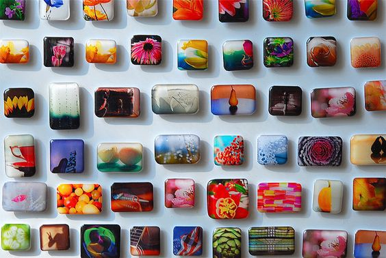 Diy Refrigator Magnets 26 - Coolest DIY Refrigerator Magnets For Anyone
