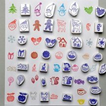 Diy Refrigator Magnets 29 214x214 - Coolest DIY Refrigerator Magnets for anyone