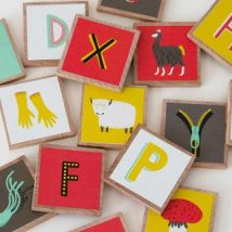 Coolest DIY Refrigerator Magnets For Anyone
