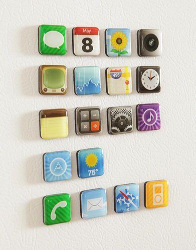Diy Refrigator Magnets 7 - Coolest DIY Refrigerator Magnets For Anyone