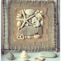 Diy Sea Shell Projects 10 214x214 - 35+ Awesome Ideas to be Done With Seashells