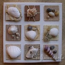 Diy Sea Shell Projects 12 214x214 - 35+ Awesome Ideas to be Done With Seashells