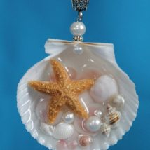 Diy Sea Shell Projects 15 214x214 - 35+ Awesome Ideas to be Done With Seashells