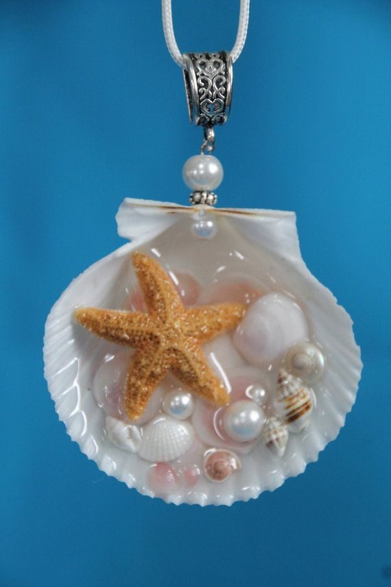 Diy Sea Shell Projects 15 - 35+ Awesome Ideas To Be Done With Seashells