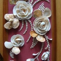 Diy Sea Shell Projects 19 214x214 - 35+ Awesome Ideas to be Done With Seashells