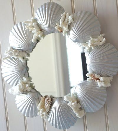 Diy Sea Shell Projects 21 - 35+ Awesome Ideas To Be Done With Seashells