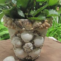 Diy Sea Shell Projects 23 214x214 - 35+ Awesome Ideas to be Done With Seashells