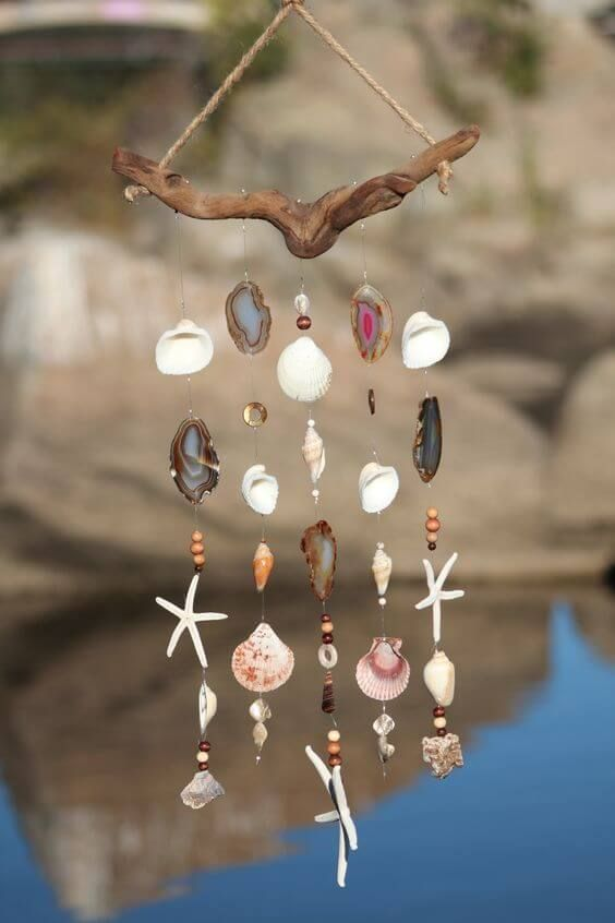 Diy Sea Shell Projects 25 - 35+ Awesome Ideas To Be Done With Seashells