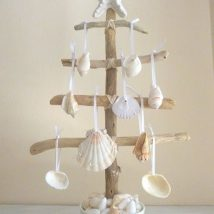 Diy Sea Shell Projects 29 214x214 - 35+ Awesome Ideas to be Done With Seashells