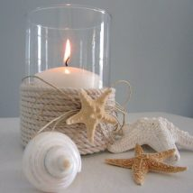 Diy Sea Shell Projects 3 214x214 - 35+ Awesome Ideas to be Done With Seashells