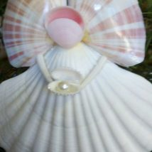 Diy Sea Shell Projects 33 214x214 - 35+ Awesome Ideas to be Done With Seashells