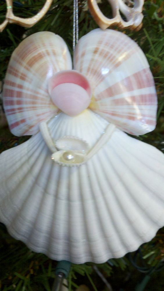 Diy Sea Shell Projects 33 - 35+ Awesome Ideas To Be Done With Seashells