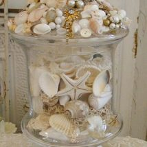 Diy Sea Shell Projects 36 214x214 - 35+ Awesome Ideas to be Done With Seashells