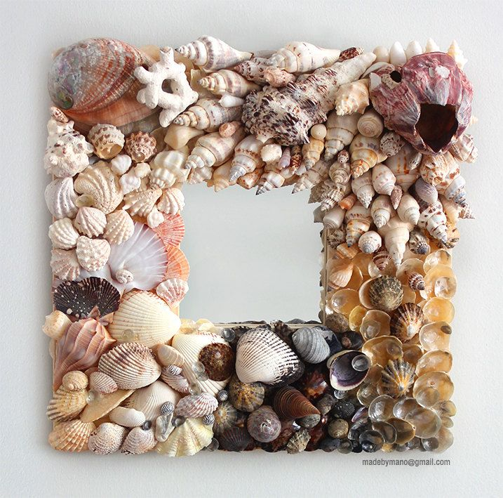 Diy Sea Shell Projects 37 - 35+ Awesome Ideas To Be Done With Seashells