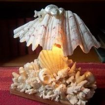 Diy Sea Shell Projects 39 214x214 - 35+ Awesome Ideas to be Done With Seashells