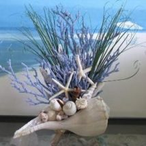 Diy Sea Shell Projects 43 214x214 - 35+ Awesome Ideas to be Done With Seashells