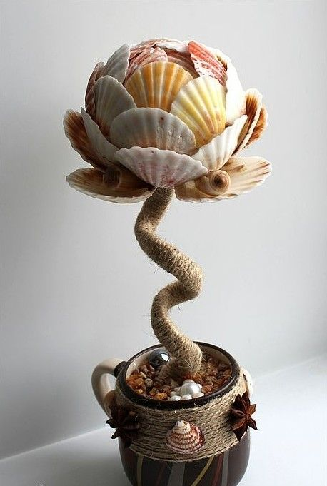 Diy Sea Shell Projects 44 - 35+ Awesome Ideas To Be Done With Seashells