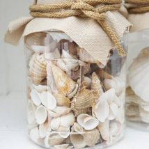 Diy Sea Shell Projects 5 214x214 - 35+ Awesome Ideas to be Done With Seashells