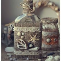 Diy Sea Shell Projects 9 214x214 - 35+ Awesome Ideas to be Done With Seashells