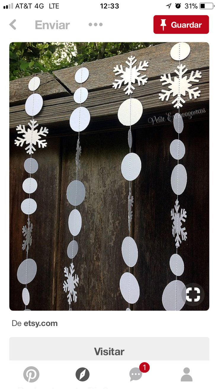 Diy Snowflakes 10 - Coolest DIY Snowflakes You Can Make Easily