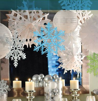 Diy Snowflakes 11 - Coolest DIY Snowflakes You Can Make Easily