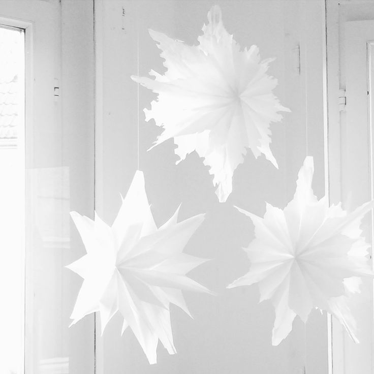 Diy Snowflakes 14 - Coolest DIY Snowflakes You Can Make Easily