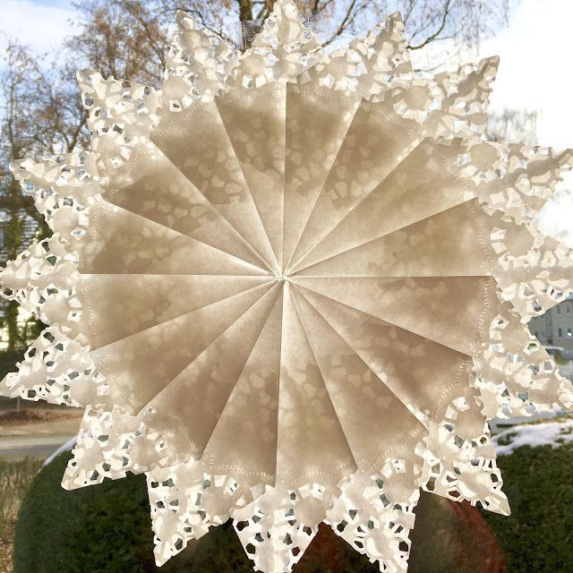 Diy Snowflakes 16 - Coolest DIY Snowflakes You Can Make Easily