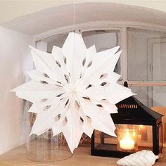 Diy Snowflakes 19 - Coolest DIY Snowflakes You Can Make Easily