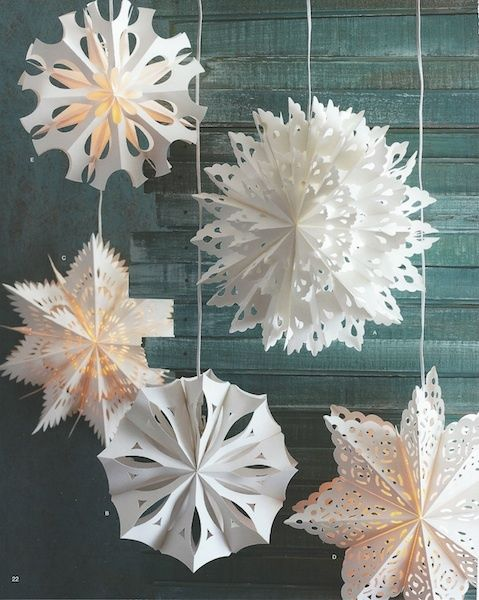 Diy Snowflakes 2 - Coolest DIY Snowflakes You Can Make Easily