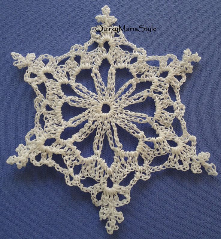 Diy Snowflakes 22 - Coolest DIY Snowflakes You Can Make Easily