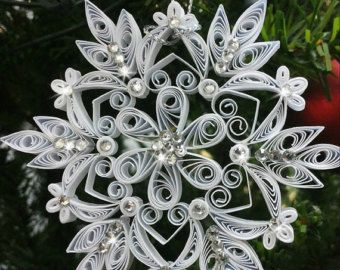 Diy Snowflakes 28 - Coolest DIY Snowflakes You Can Make Easily