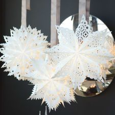 Diy Snowflakes 3 - Coolest DIY Snowflakes You Can Make Easily