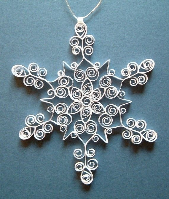 Diy Snowflakes 30 - Coolest DIY Snowflakes You Can Make Easily
