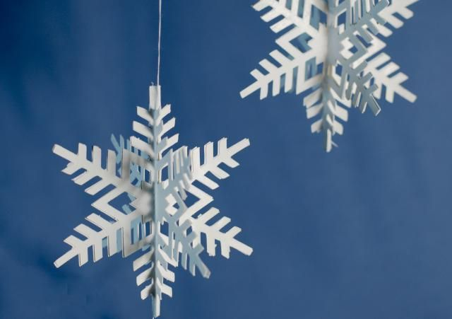 Diy Snowflakes 5 - Coolest DIY Snowflakes You Can Make Easily
