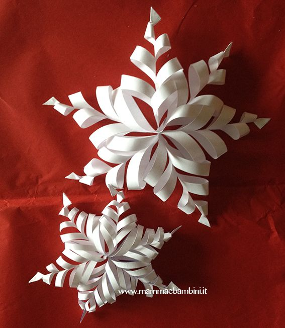 Diy Snowflakes 6 - Coolest DIY Snowflakes You Can Make Easily