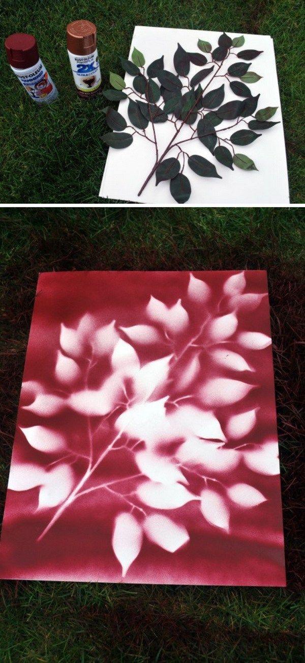 Diy Spray Paint Ideas 1 - 38+ Beautiful DIY Spray Paint Ideas