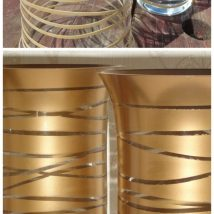 Diy Spray Paint Ideas 12 214x214 - 38+ Beautiful DIY Spray Paint Ideas