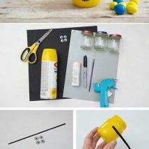 Diy Spray Paint Ideas 17 214x214 - 38+ Beautiful DIY Spray Paint Ideas