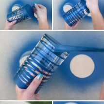 38+ Beautiful DIY Spray Paint Ideas