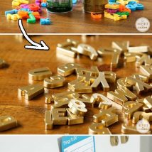 Diy Spray Paint Ideas 31 214x214 - 38+ Beautiful DIY Spray Paint Ideas